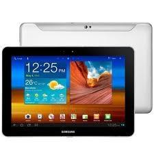 Samsung Tablet planšetinis kompiuteris P7500 Galaxy Tab 10.1 (White) Paveikslėlis 1 iš 1 310820046557