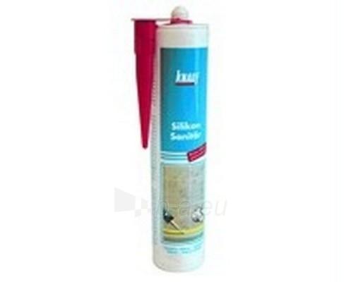 Sanitarinis silikonas Knauf Transparent (skaidrus) 280 ml Paveikslėlis 1 iš 1 236820000151