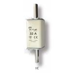Saugiklis pramoninis peilinis, 100A, WT-1C/gG, 500V, ETI 04113234 Paveikslėlis 1 iš 1 223842000052