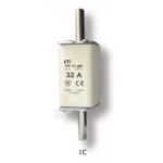 Saugiklis pramoninis peilinis, 80A, WT-1C/gG, 500V, ETI 04113233 Paveikslėlis 1 iš 1 223842000101