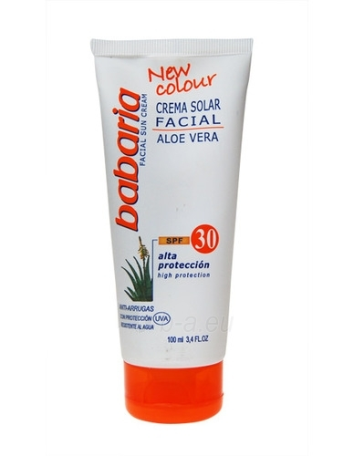 Sun krēms Babar Sejas Sun Cream SPF30 Cosmetic 100ml Paveikslėlis 1 iš 1 250860000310