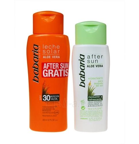 Babar Sun Cream Sun Protection SPF30 Cosmetic 350ml Paveikslėlis 1 iš 1 250860000312