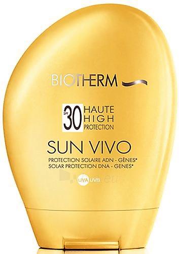 Sun cream Biotherm Sun Vivo SPF30 50ml Cosmetic Paveikslėlis 1 iš 1 250860000014