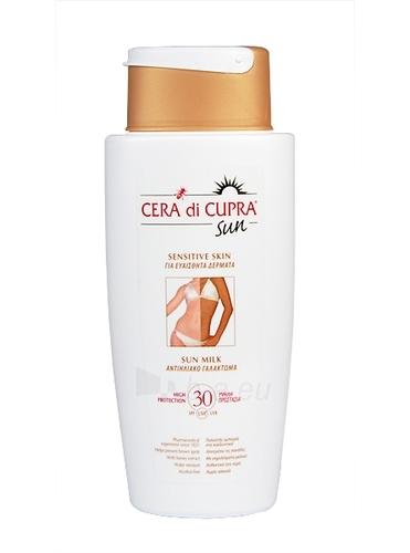 Saulės kremas Cera di Cupra Sun Milk SPF30 Cosmetic 200ml Paveikslėlis 1 iš 1 250860000019