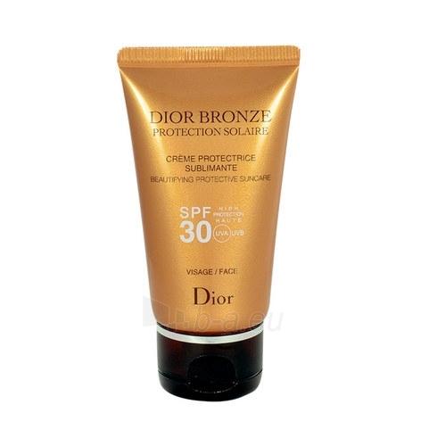 c34b6cbd4 Sun cream Dior Bronze Protective Suncare Face SPF30 Cosmetic 50ml  Paveikslėlis 1 iš 1 250860000652