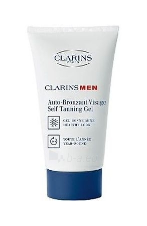Sun cream Clarins Men Self Tanning Gel 50ml Cosmetic (no box) Paveikslėlis 1 iš 1 250860000316
