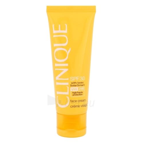 Saulės kremas Clinique SPF30 Face Cream Cosmetic 50ml Paveikslėlis 1 iš 1 250860000055