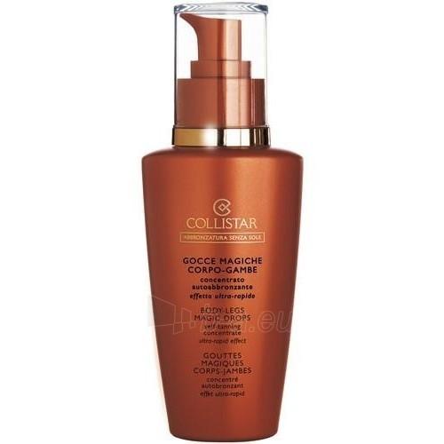 Saulės kremas Collistar Body Legs Magic Drops Self Tanning Cosmetic 125ml (be dėžutės) Paveikslėlis 1 iš 1 250860000323
