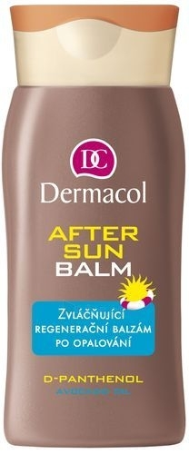 Sun cream Dermacol After Sun Balm Cosmetic 400ml Paveikslėlis 1 iš 1 250860000061