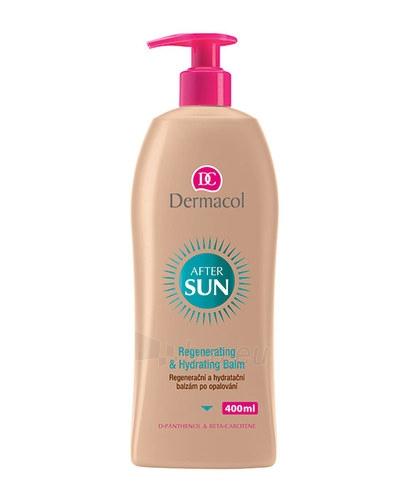 Saulės kremas Dermacol After Sun Regenerating & Hydrating Balm 400ml Paveikslėlis 1 iš 1 250860000670