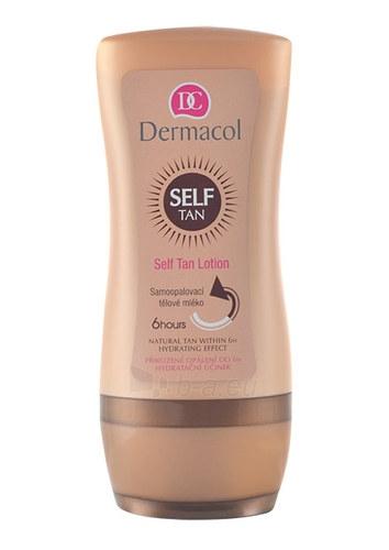 Saulės kremas Dermacol Self-Tan Lotion Cosmetic 200ml Paveikslėlis 1 iš 1 250860000576