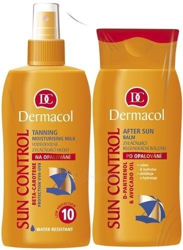 Saulės kremas Dermacol Sun Control Set SPF10 Cosmetic 400ml Paveikslėlis 1 iš 1 250860000068