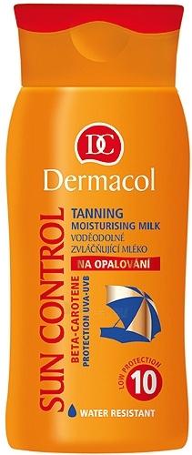 Saulės kremas Dermacol Sun Control-Tanning Moisturising Milk SPF10 Cosmetic 200ml Paveikslėlis 1 iš 1 250860000072