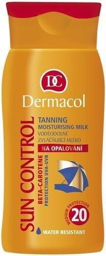Sun krēms Dermacol Sun Control-Sauļošanās Moisturising Milk SPF20 Cosmetic  200ml Paveikslėlis 1 iš 1 250860000236