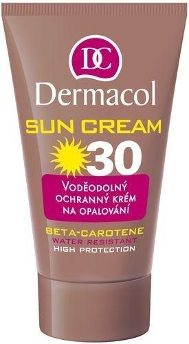 Saulės kremas Dermacol Sun Cream SPF30 Cosmetic 50ml Paveikslėlis 1 iš 1 250860000237