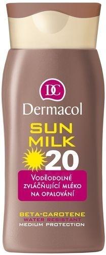 Sun krēms Dermacol Sun Milk SPF 20 Cosmetic 200ml Paveikslėlis 1 iš 1 250860000239