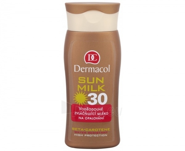 Saulės kremas Dermacol Sun Milk SPF 30 Cosmetic 200ml Paveikslėlis 1 iš 1 250860000076
