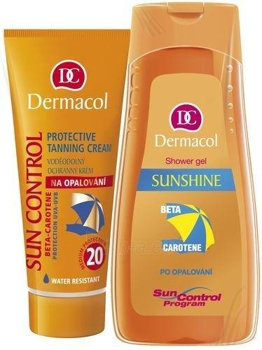 Dermacol Sun Cream SPF20 Sun Set 7334 Cosmetic 325ml Paveikslėlis 1 iš 1 250860000079