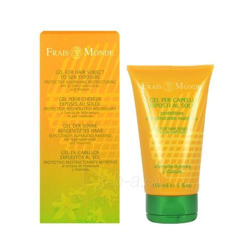 Saulės kremas Frais Monde After Sun Protecting Hair Gel Cosmetic 150ml Paveikslėlis 1 iš 1 250860000591