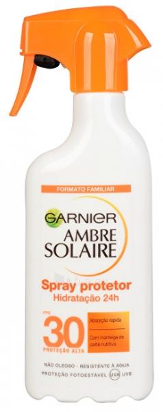 Saulės kremas Garnier Ambre Solaire SPF 30 (Spray Protector) 300 ml Paveikslėlis 1 iš 1 310820180967