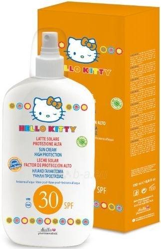Saulės kremas Hello Kitty Sun Milk SPF30 Cosmetic 200ml Paveikslėlis 1 iš 1 250860000097