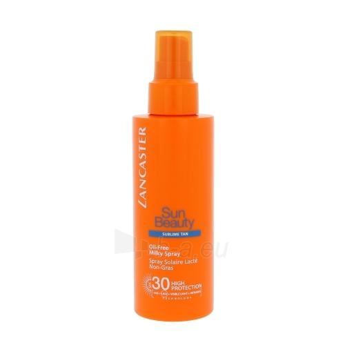 Saulės kremas Lancaster Sun Beauty Oil-Free Milky Spray SPF30 Cosmetic 150ml Paveikslėlis 1 iš 1 310820100209