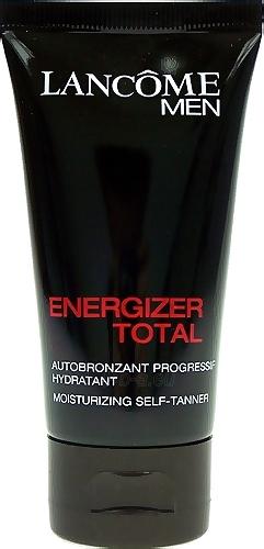 Sun Cream Lancome Energizer Total Men mitrinošs Self-Tanner  Cosmetic 50ml Paveikslėlis 1 iš 1 250860000120