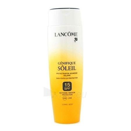 Sun Cream Lancome Genifique Soleil Protector SPF 15 Body Cosmetic 150ml (tester) Paveikslėlis 1 iš 1 250860000266