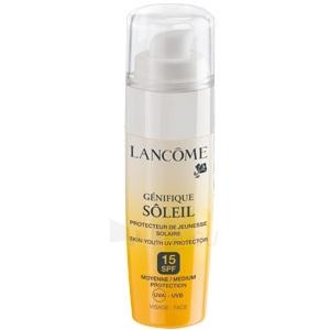Saulės kremas Lancome Genifique Soleil Protector SPF15 Face Cosmetic 50ml (testeris) Paveikslėlis 1 iš 1 250860000267
