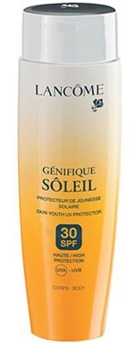 Sun Cream Lancome Genifique Soleil Protector SPF 30 Body Cosmetic 150ml Paveikslėlis 1 iš 1 250860000128