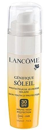 Saulės kremas Lancome Genifique Soleil Protector SPF30 Face Cosmetic 50ml Paveikslėlis 1 iš 1 250860000129