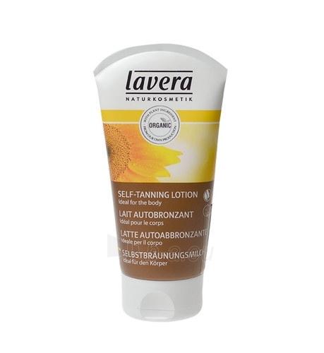 Sun cream Lavera Self-Tanning Milk  Cosmetic 150ml Paveikslėlis 1 iš 1 250860000007