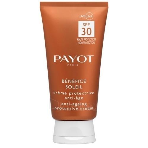 Sun cream Payot Benefice Soleil Anti-Ageing Body Cream SPF30  Cosmetic 150ml Paveikslėlis 1 iš 1 250860000139