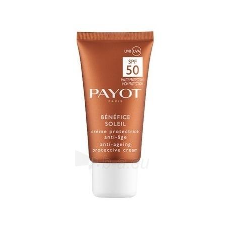 Sun krēms Payot Bénéfice Soleil pretnovecošanās krēms SPF50  Cosmetic 50ml Paveikslėlis 1 iš 1 250860000278