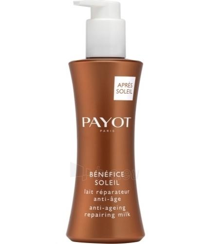 Sun cream Payot Benefice Soleil Anti-Ageing Repairing Milk 200ml (damaged packaging) Paveikslėlis 1 iš 1 250860000301