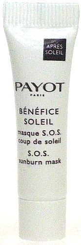 Sun cream Payot Benefice Soleil SOS Sunburn Mask Cosmetic 4ml Paveikslėlis 1 iš 1 250860000274