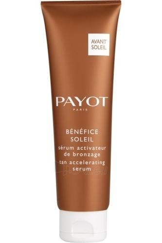 Sun krēms Payot Bénéfice Soleil Tan paātrināšana Serum Cosmetic 125ml Paveikslėlis 1 iš 1 250860000144