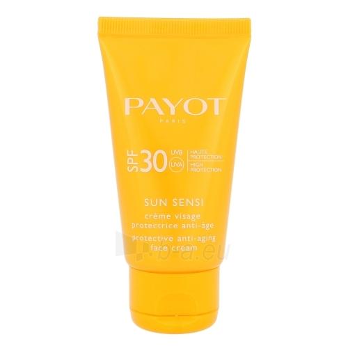 Saulės kremas Payot Les Solaries Sun Sensi Face Cream SPF30 Cosmetic 50ml Paveikslėlis 1 iš 1 250860000557