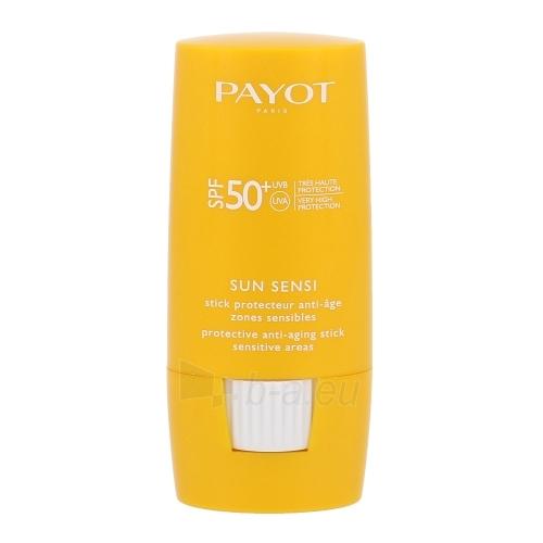 Saulės kremas Payot Les Solaries Sun Sensi Protective Stick SPF50 Cosmetic 8g Paveikslėlis 1 iš 1 250860000578