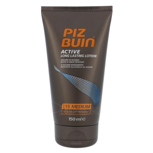 Saulės kremas Piz Buin Active Long Lasting Lotion SPF15 Cosmetic 150ml Paveikslėlis 1 iš 2 250860000418