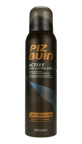Saulės kremas Piz Buin Active Long Lasting Spray SPF20 Cosmetic 150ml Paveikslėlis 1 iš 1 250860000149