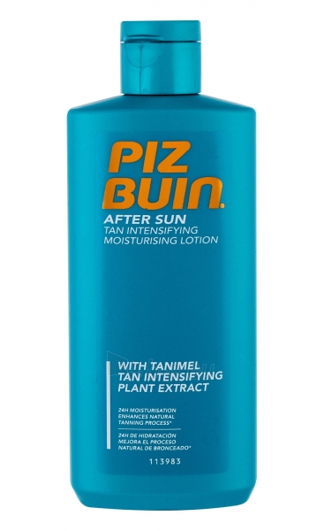 Saulės kremas Piz Buin After Sun Tan Intensifier Lotion Cosmetic 200ml Paveikslėlis 1 iš 1 250860000153