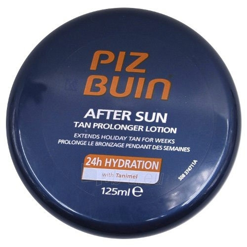 Sun cream Piz Buin After Sun Tan Lotion Prolonger Cosmetic 125ml Paveikslėlis 1 iš 1 250860000208