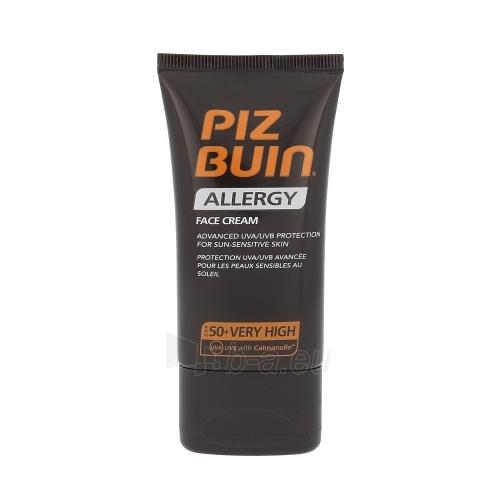 Saulės kremas Piz Buin Allergy Face Cream SPF50 Cosmetic 40ml Paveikslėlis 1 iš 1 250860000155