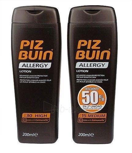 Saulės kremas Piz Buin Allergy Lotion Set Cosmetic 200ml Paveikslėlis 1 iš 1 250860000156