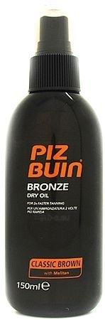 Sun cream Piz Buin Bronze Dry Oil Cosmetic 150ml Paveikslėlis 1 iš 1 250860000157
