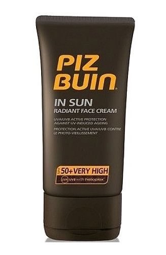 Sun krēms Piz Buin In Sun krēms SPF50 Kosmētika 40ml  (bojāts iepakojums) Paveikslėlis 1 iš 1 250860000304