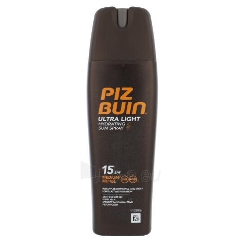 Saulės kremas Piz Buin In Sun Spray SPF15 Cosmetic 200ml Paveikslėlis 1 iš 1 250860000166