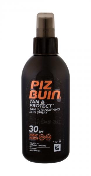 Saulės kremas Piz Buin Tan Intensifier Sun Spray SPF30 Cosmetic 150ml Paveikslėlis 1 iš 1 250860000173