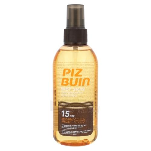 Saulės kremas Piz Buin Wet Skin Transparent Sun Spray SPF15 Cosmetic 150ml Paveikslėlis 1 iš 1 250860000498